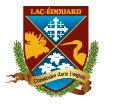 Municipalité de Lac-Édouard - logo