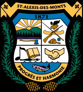 Municipalité de Saint-Alexis-des-Monts - logo