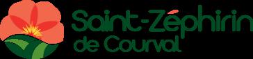 Municipalité de Saint-Zéphirin-de-Courval - logo