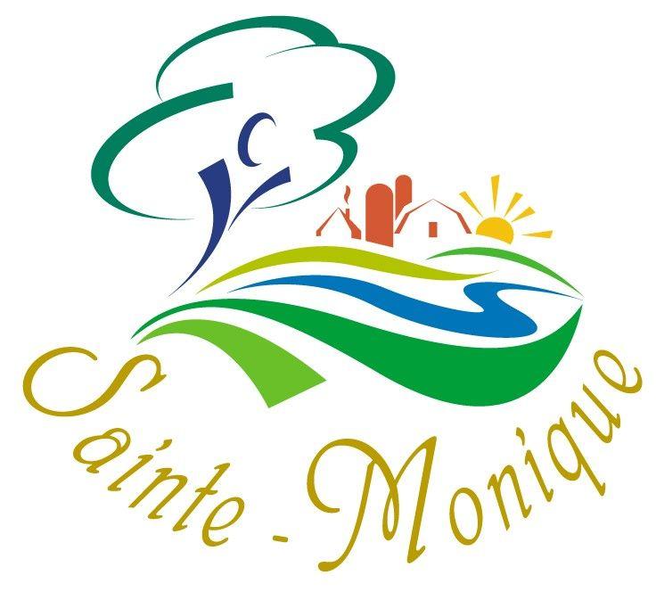 Municipalité de Sainte-Monique - logo