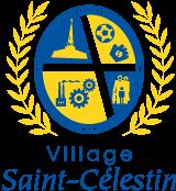 Village de Saint-Célestin - logo